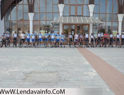 po trasi 1. etape Dirke po Sloveniji