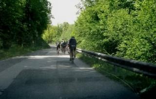 Akcija za varnost kolesarjev