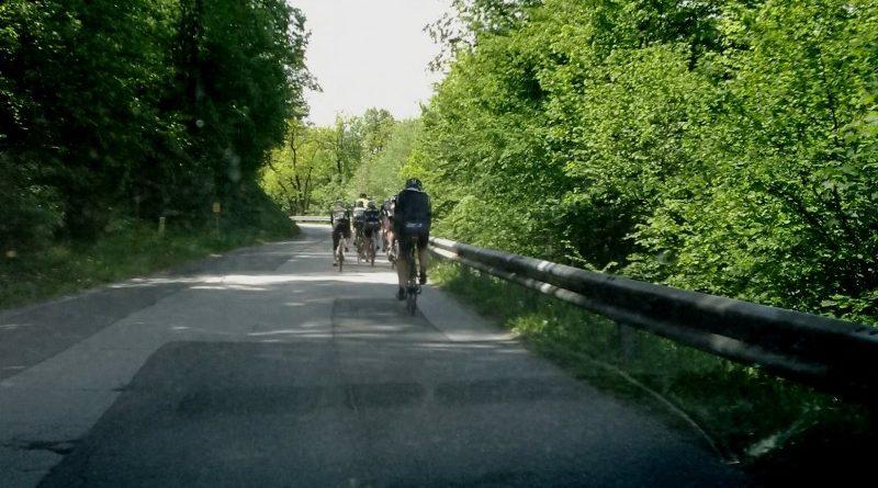 Pred nami je dvotedenska akcija za izboljšanje varnosti kolesarjev